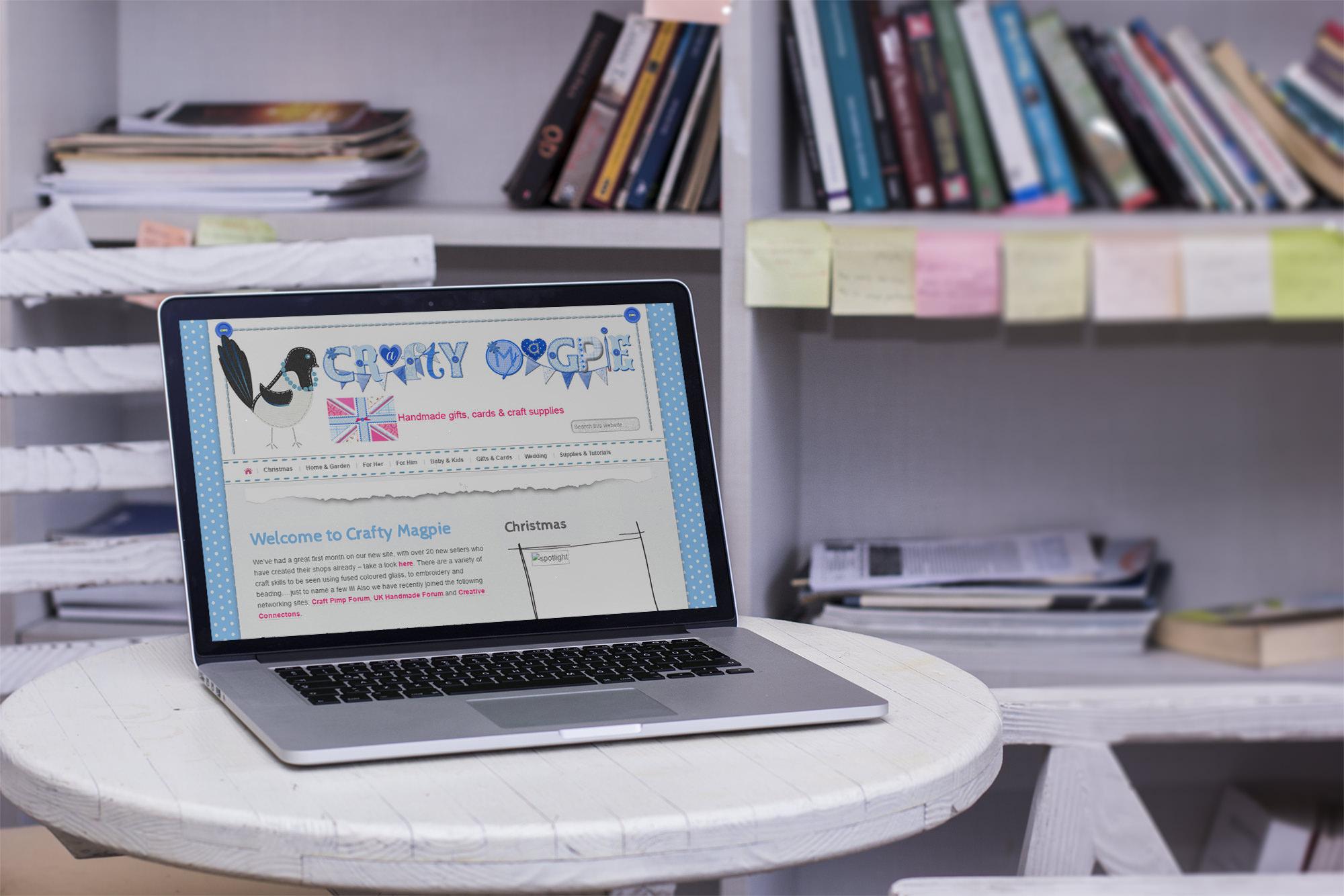 Crafty Magpie - Jem - UK WordPress Developer